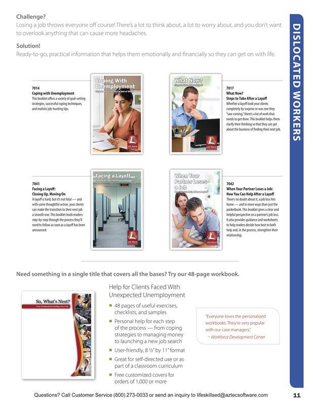 Catalog | Life Skills Education